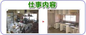 福岡で「片付けのプロ」と言えば、粗大ゴミ処分のエキスパートの便利屋「何でも片付け・お掃除し隊」へお電話下さい。自分達だけでは無理!片付けられない!と思ったら、今すぐ「不用品処理・ごみ片付けのプロフェッショナルな何でも屋へ、フリーコール0120-263-101は電話代が無料でつながります。