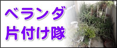 福岡にて何でも屋・便利屋サービス「ベランダ片付け隊」は、遠く離れた福岡のご実家のベランダを片付けるサービスを行っています。高齢者は、植木鉢やプランターに植物を植えベランダに置くケースが大変多く、多量の植木鉢やプランター、そして土が排出されます。